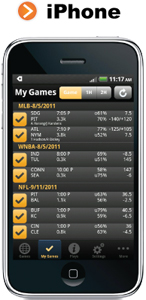 Download Sports Betting App for iPhone