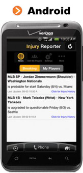 Download Injury Reporter App for Android