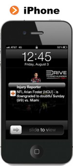 Download Injury Reporter App for iPhone