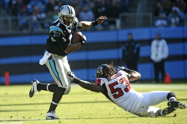 NFL Marketwatch - Carolina Panthers vs. Atlanta Falcons