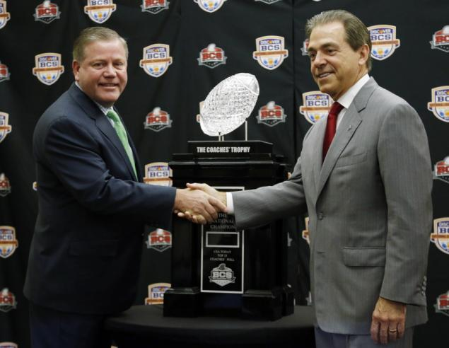 BCS Championship Betting Trends