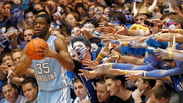 North Carolina vs. Duke - Tobacco Road Rivalry