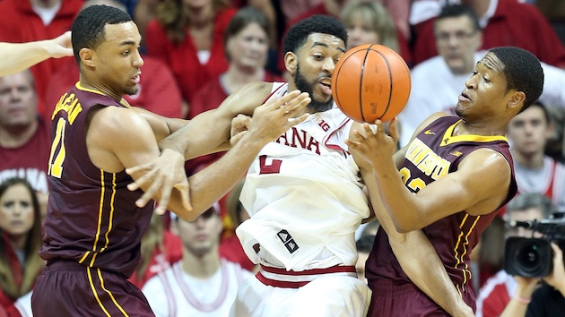 Minnesota vs Indiana - College Basketball Betting