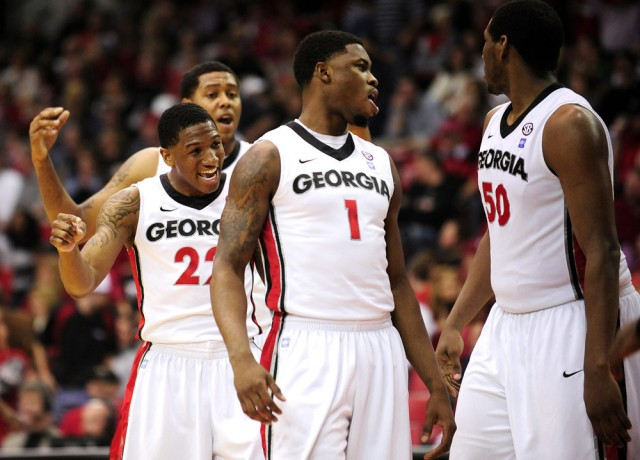 NCAABB Conference Tournament Betting - Georgia SEC Photo
