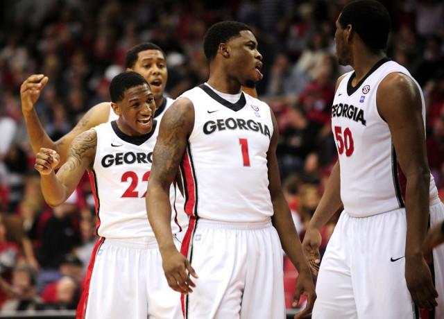 NCAABB Conference Tournament Betting - Georgia SEC Photo