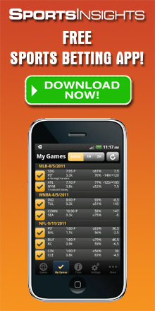 Sports Insights iPhone and Android Apps