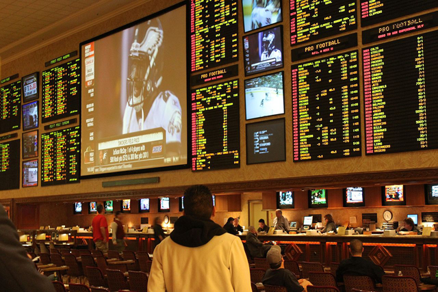las vegas betting records