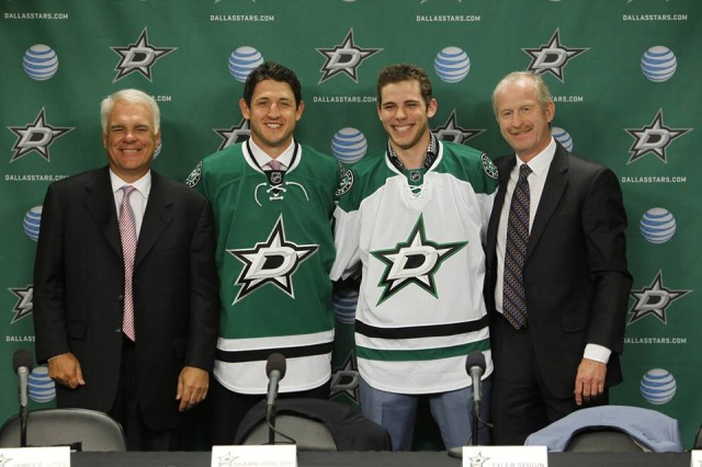 Tyler Seguin Dallas Stars Trade