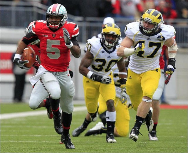 Ohio State Michigan
