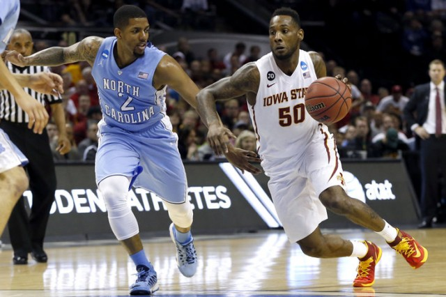 NCAA Basketball: NCAA Tournament-3rd Round-Iowa State vs North Carolina
