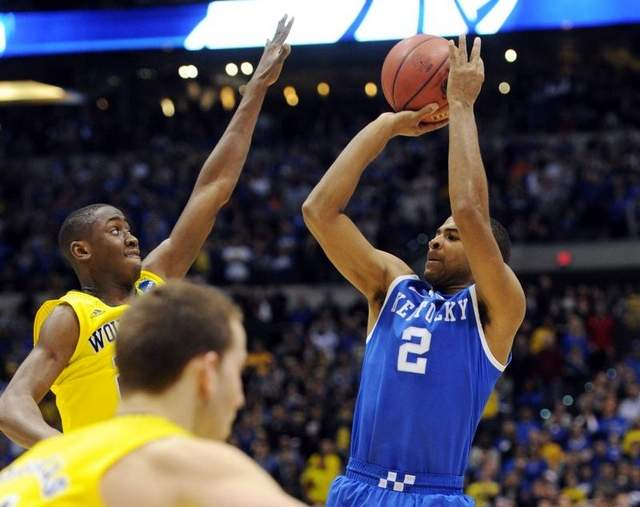 Aaron Harrison Kentucky