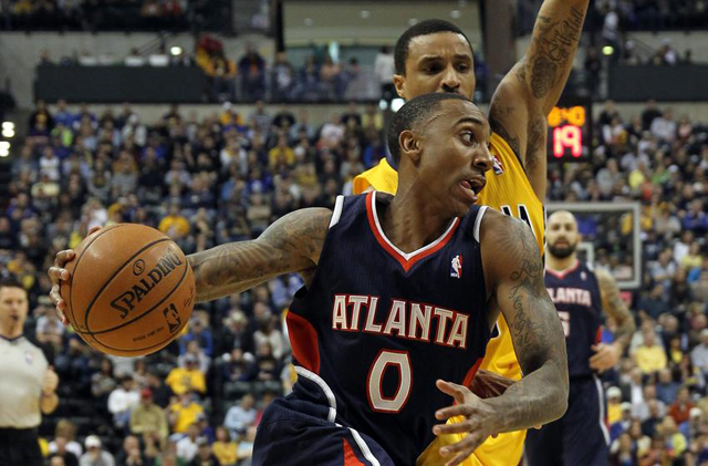 Hawks-Pacers