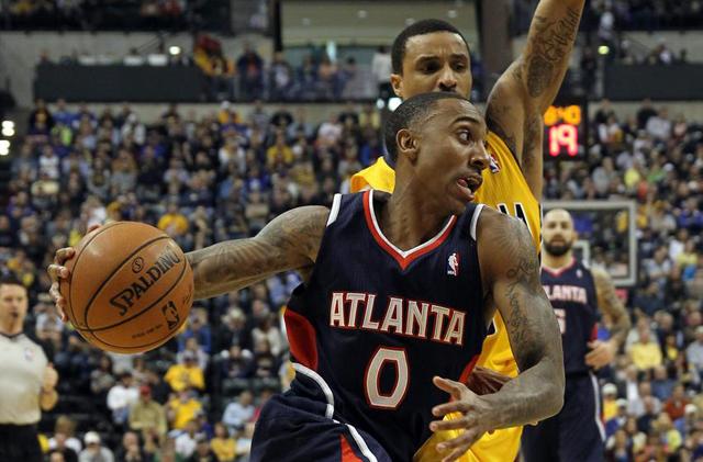 Hawks-Pacers
