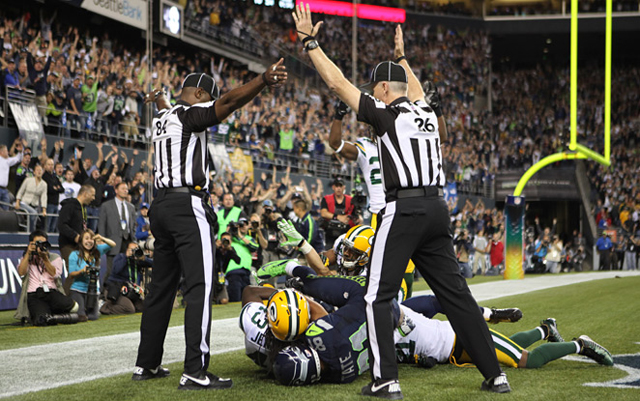 Packers-Seahawks