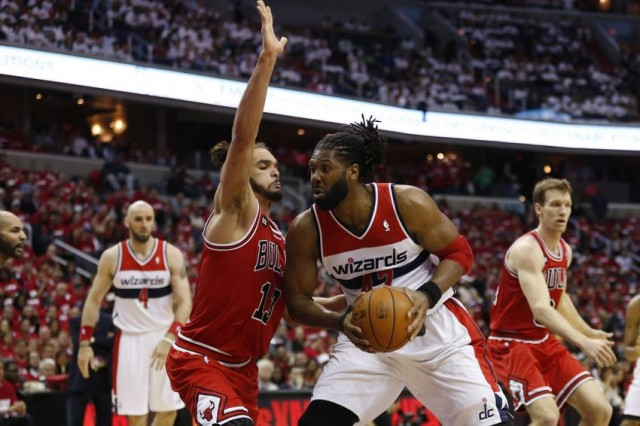 Wizards Bulls