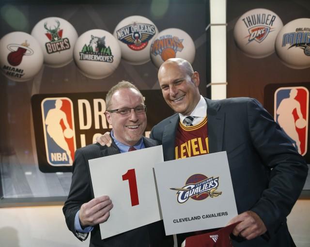 Cleveland Cavs Draft