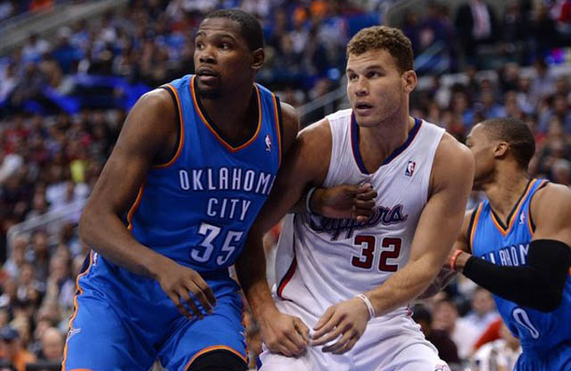 Clippers-Thunder