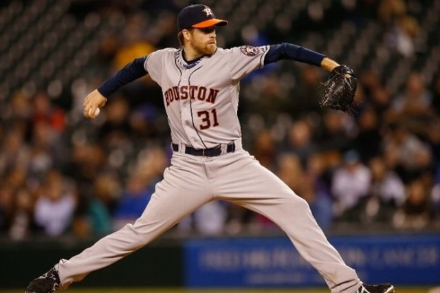 Collin McHugh Astros