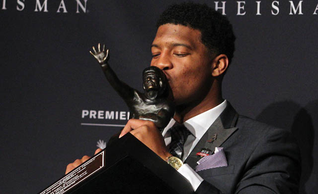 NCAA Football: Heisman Trophy Presentation
