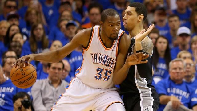 Kevin Durant Thunder