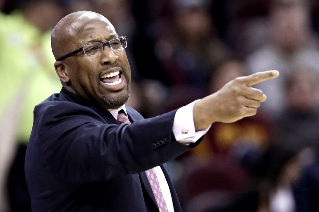 Mike Brown Cavs