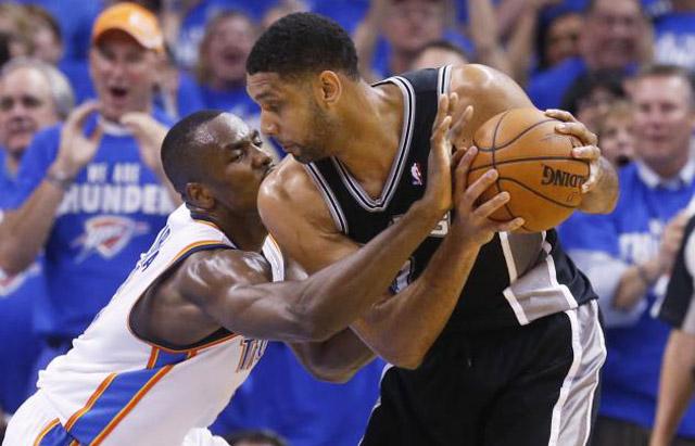 Spurs-Thunder