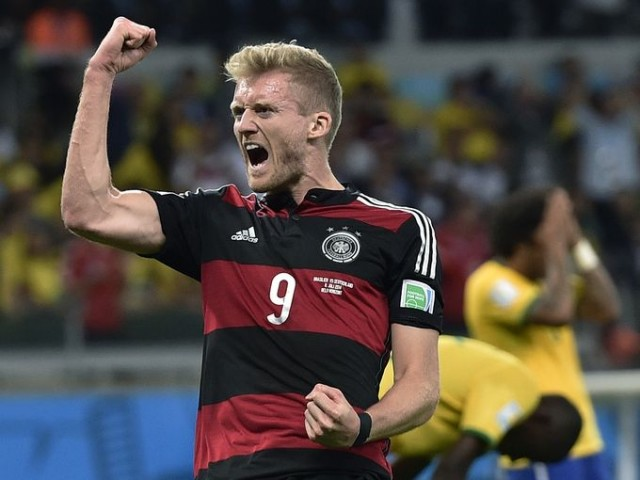 Germany Routs Brazil