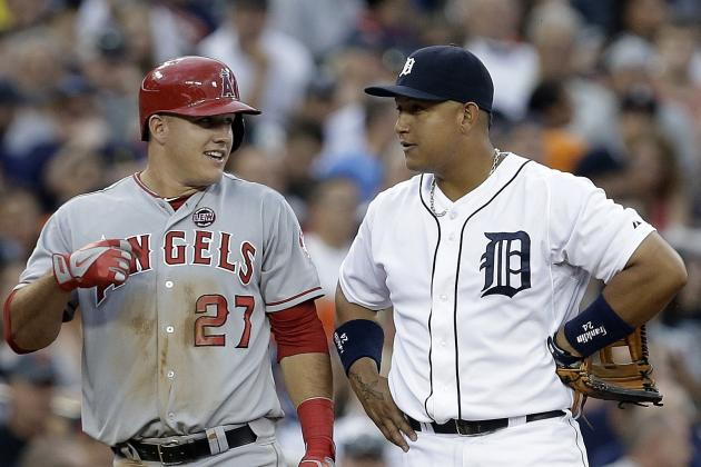Trout and Miggy