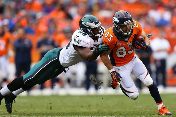 Eagles vs. Broncos
