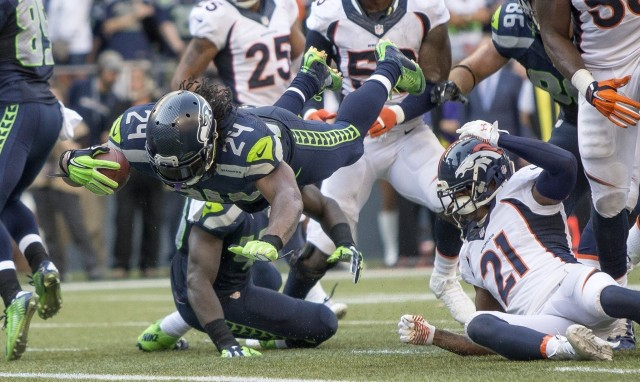 Denver Broncos at Seattle Seahawks