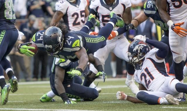 Denver Broncos at Seattle Seahawks