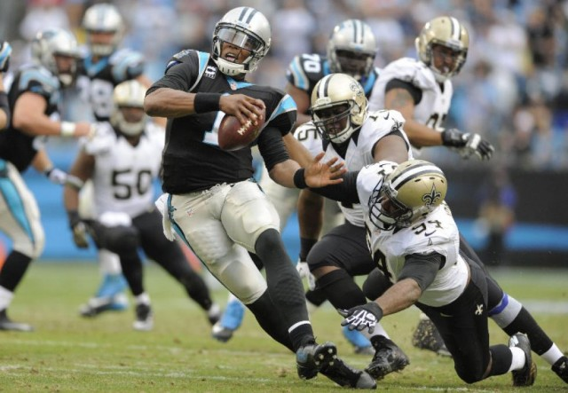 Saints Panthers