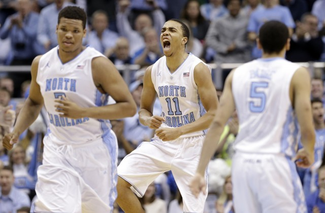 Brice Johnson, Kennedy Meeks, Marcus Paige