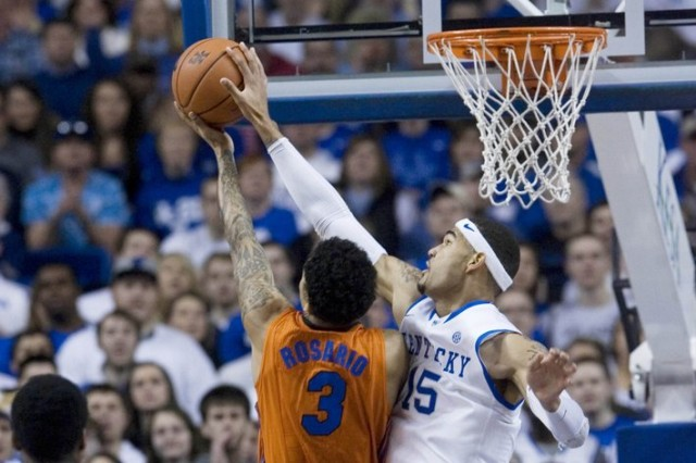 NCAA Basketball: Florida at Kentucky