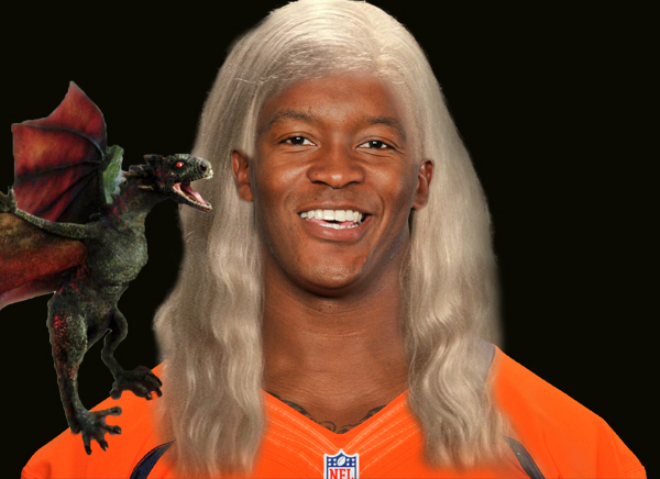 Demaryius Targarean