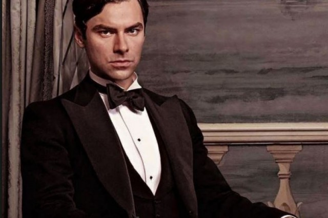 aidan turner bond