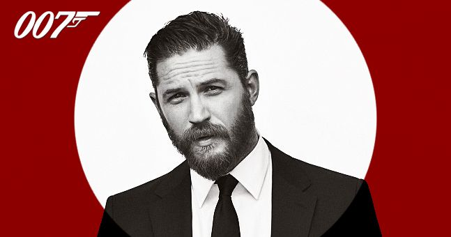 tom hardy bond