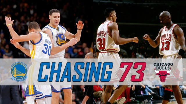 Warriors 73 wins
