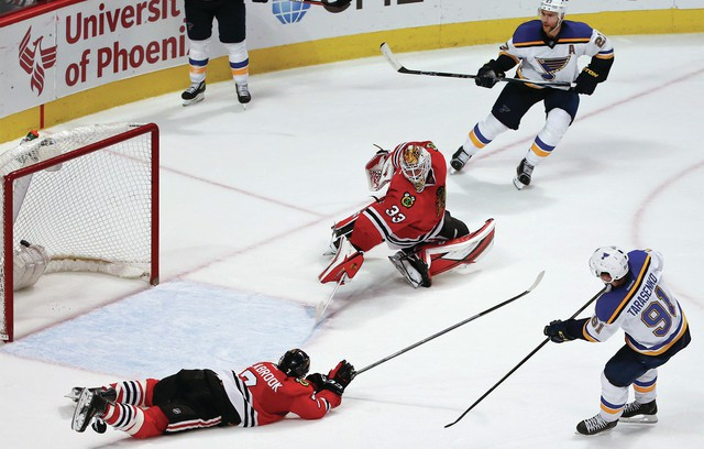 blues blackhawks