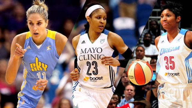 WNBA MVPs