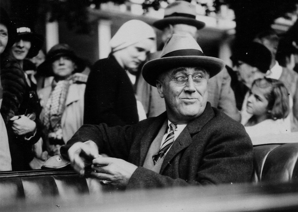 why did roosevelt win the 1932 election essay