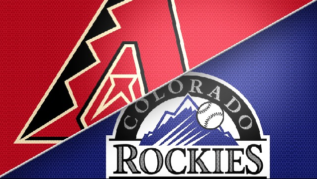 dbacks rockies