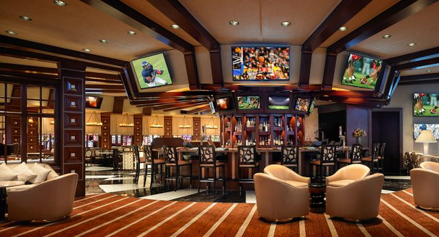 Best sports casino in vegas