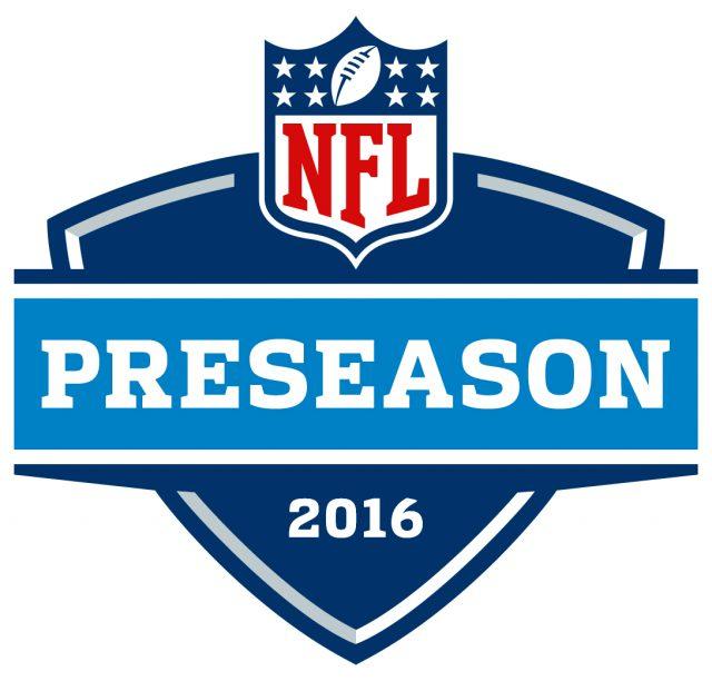 2016 nfl preseason