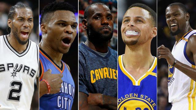 decc613b9b5 2016-17 Top NBA MVP Candidates