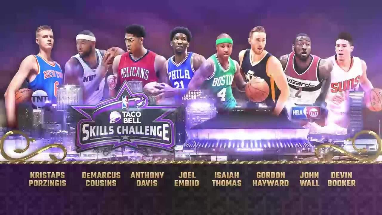 2017 Nba Skills Challenge Betting Preview Sports Insights