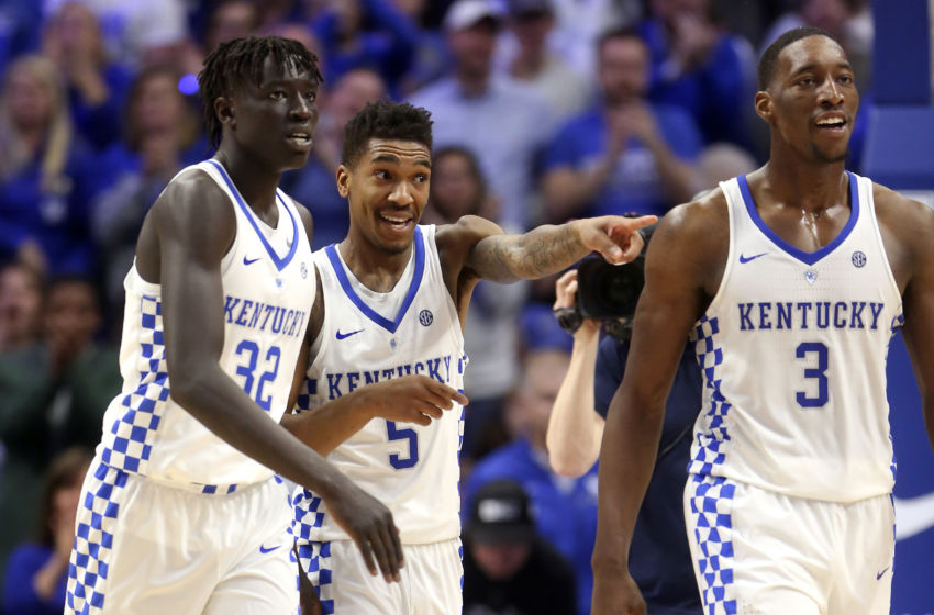 Kentucky Basketball Uk Has Second Best Odds To Win: What Should Bettors Know For The SEC Finals Between