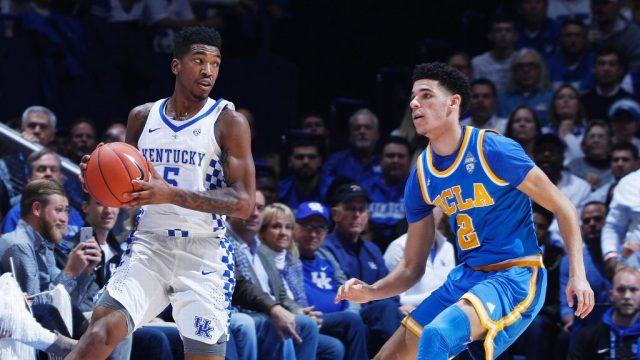 Kentucky Basketball Uk Has Second Best Odds To Win: Sweet 16 Bettors Don't Believe In Kentucky