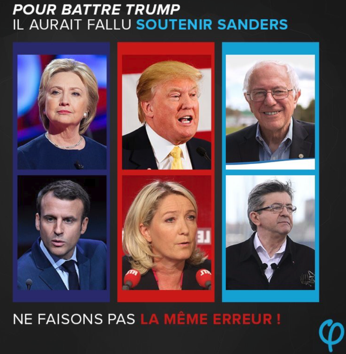 melenchon 2017 french election betting macron or le pen? sports insights