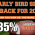 The 2017 Early Bird Special is Here! Save Over 35% Off Sportsbook Insider Pro
